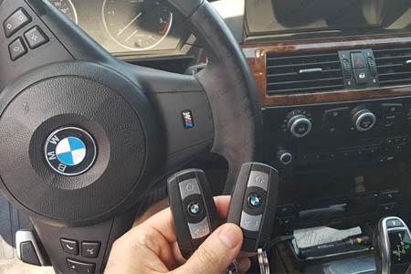 BMW E61 2008