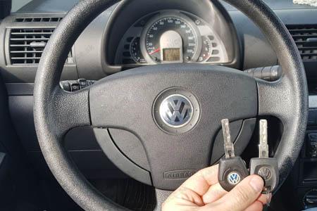 VW FOX 2005